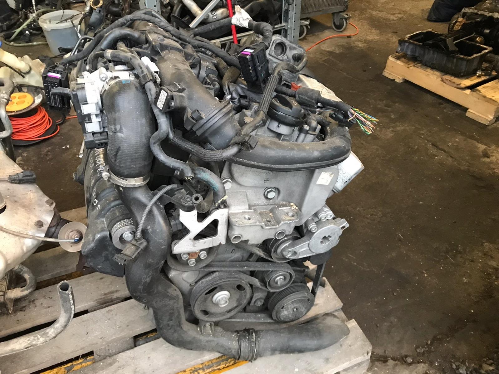 Двигатель Volkswagen Jetta 5 CAV 2006 (б/у)