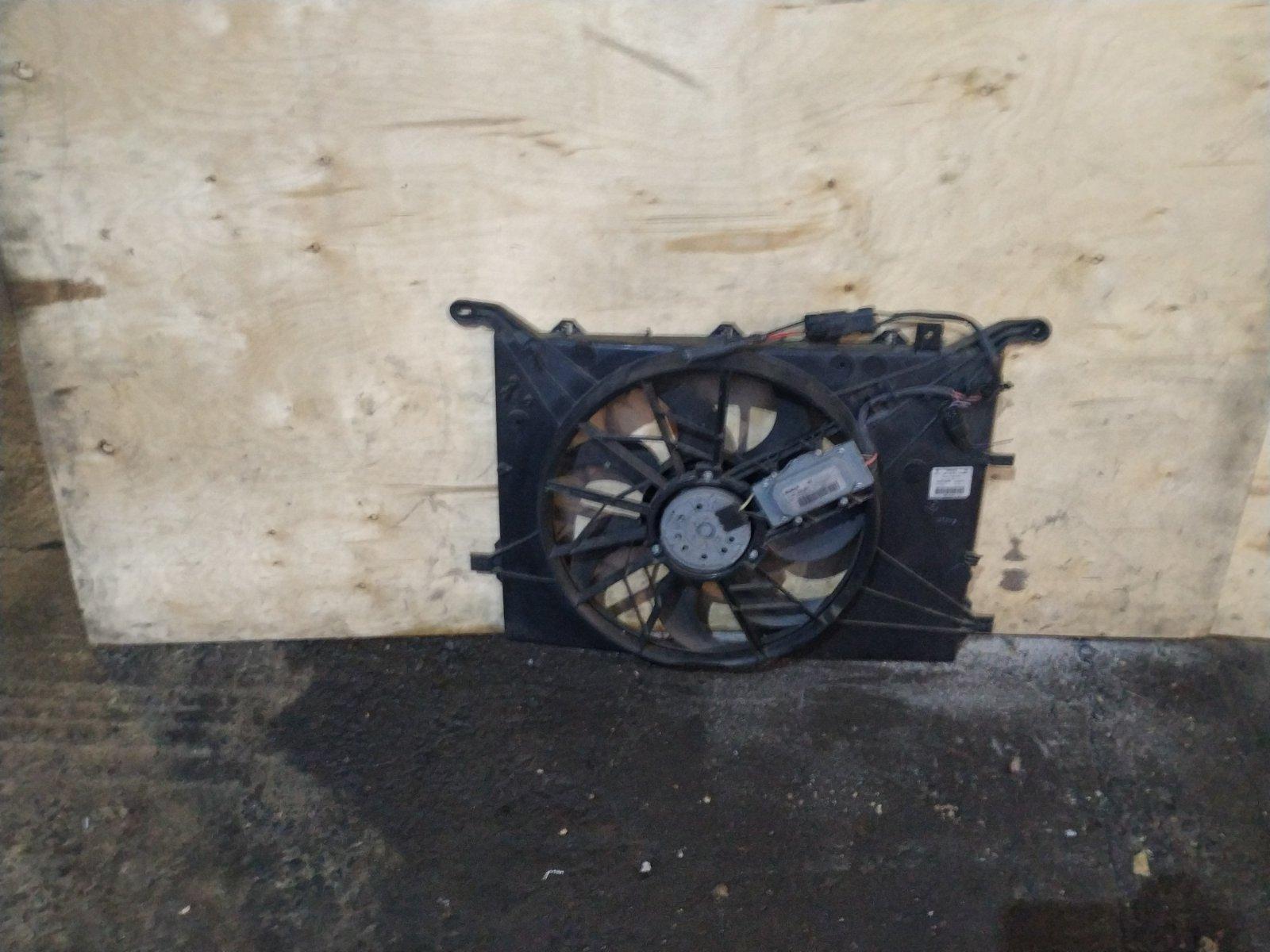 Диффузор с вентилятором Volvo S60 2000 (б/у)