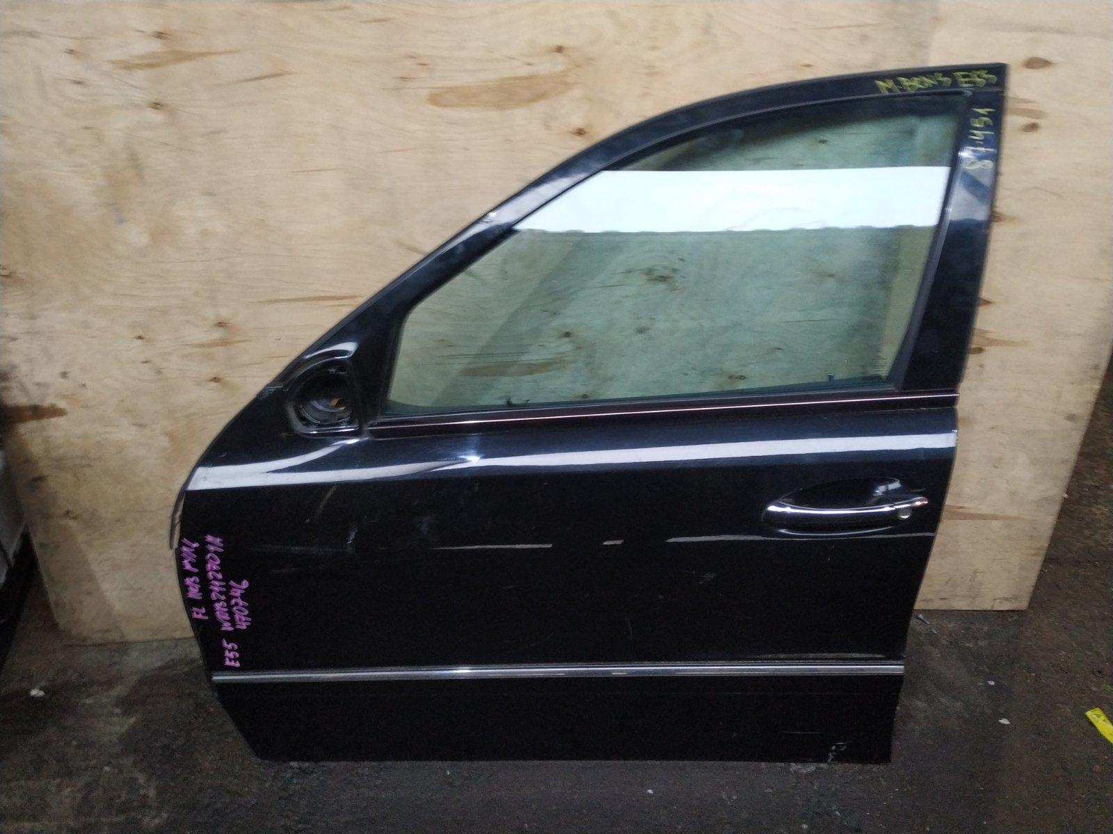 Дверь Mercedes E-class W211 2002 передняя левая (б/у)