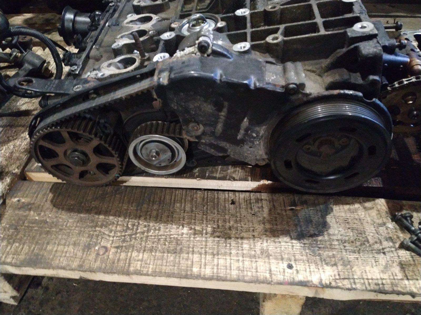 Двигатель Volkswagen Jetta 6 BSE 2010 (б/у)