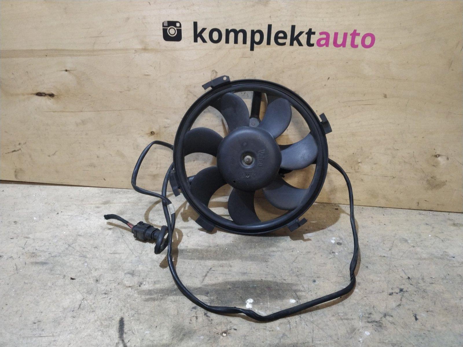 Вентилятор кондиционера Volkswagen Passat B5+ 2000 (б/у)