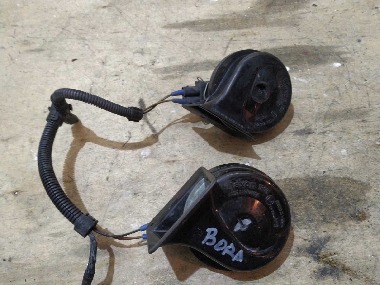 Сигналы звуковые комплект Volkswagen Bora 1997 (б/у)