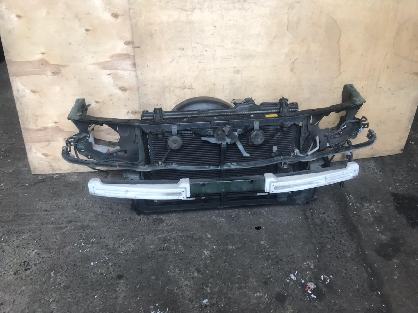 Панель передняя в сборе Toyota Chaser 100 1G-FE 1996 (б/у)