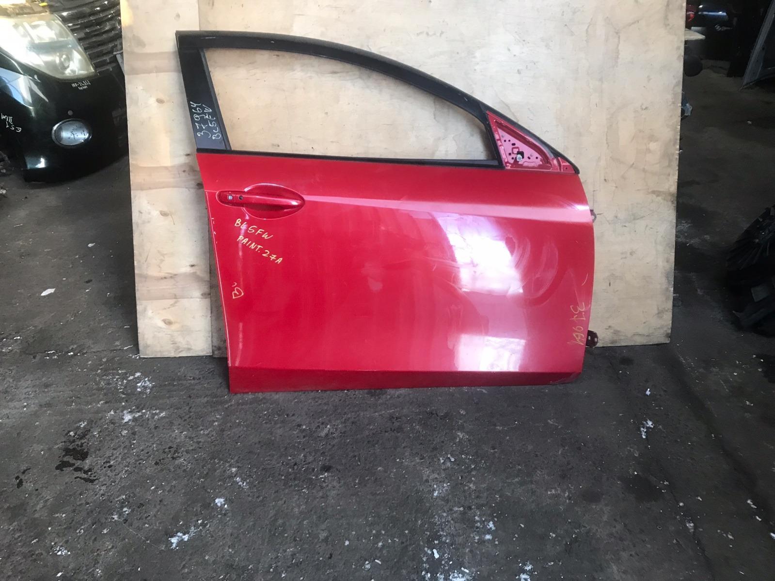 Дверь Mazda 3 BL передняя правая (б/у)