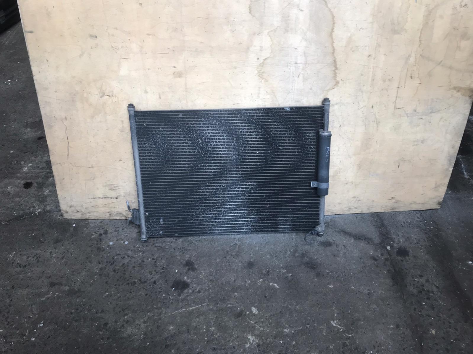 Радиатор кондиционера Nissan Elgrand E51 (б/у)
