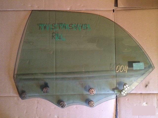 Стекло двери Toyota Vista SV40 заднее левое (б/у)