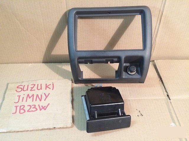 Консоль магнитофона Suzuki Jimny JB23W K6A 2002г. (б/у)