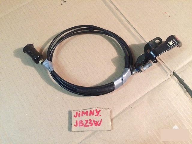 Тросик топливного бака Suzuki Jimny JB23W K6A 2002г. (б/у)