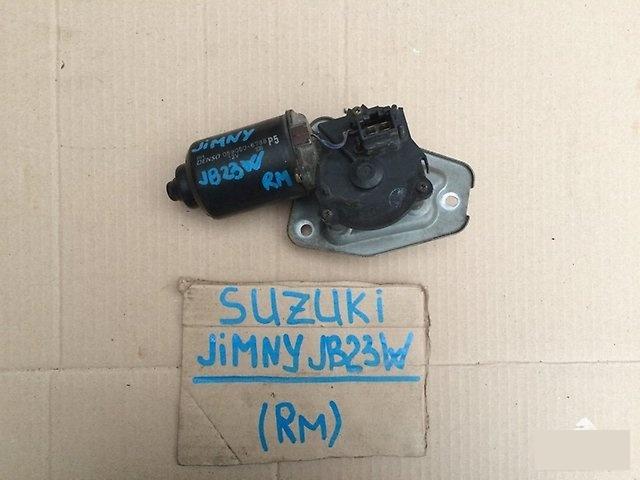 Мотор дворников Suzuki Jimny JB23W K6A 2002г. передний (б/у)