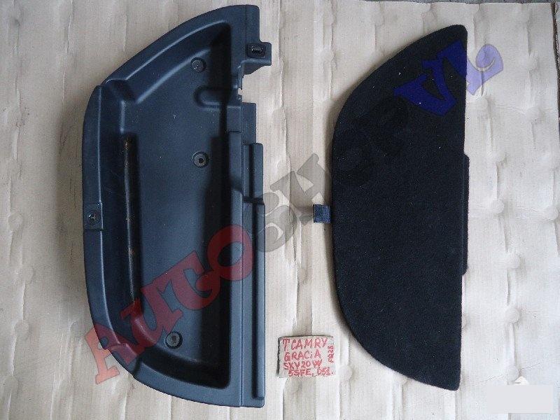 Ящик в багажник Toyota Camry Gracia Wagon MCV25 левый (б/у)