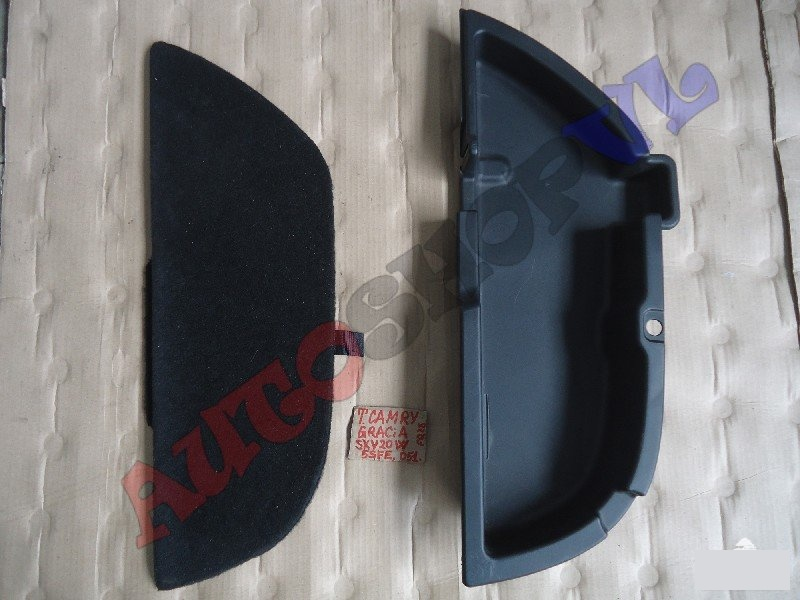 Ящик в багажник Toyota Camry Gracia Wagon MCV25 правый (б/у)