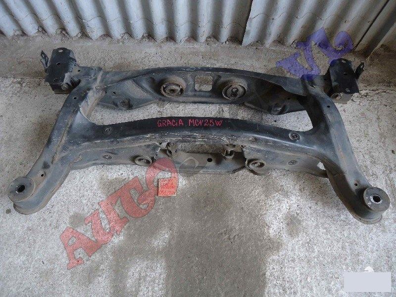 Балка под редуктор Toyota Camry Gracia Wagon MCV25 2MZFE задняя (б/у)