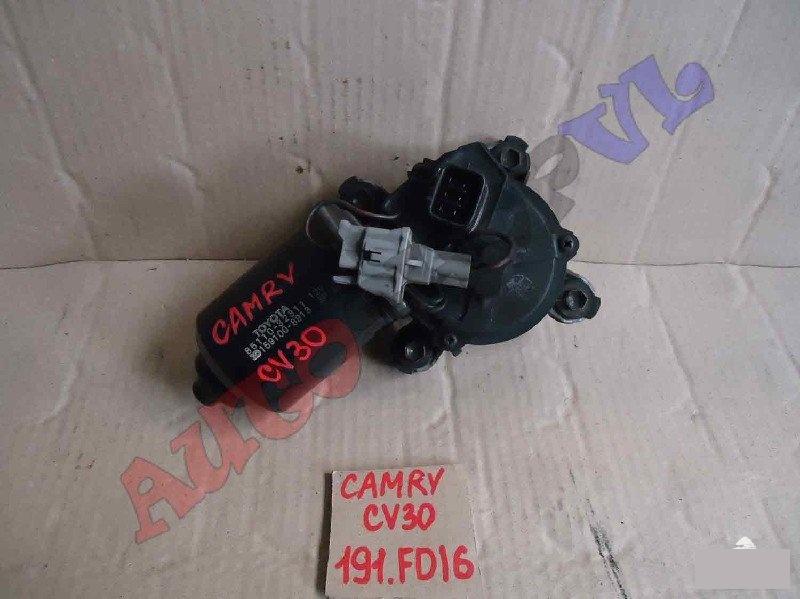 Мотор дворников Toyota Camry CV30 передний (б/у)