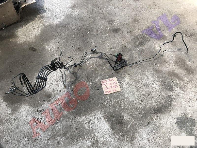 Трубка тормозная Toyota Windom MCV21 2MZFE 2000г. передняя (б/у)