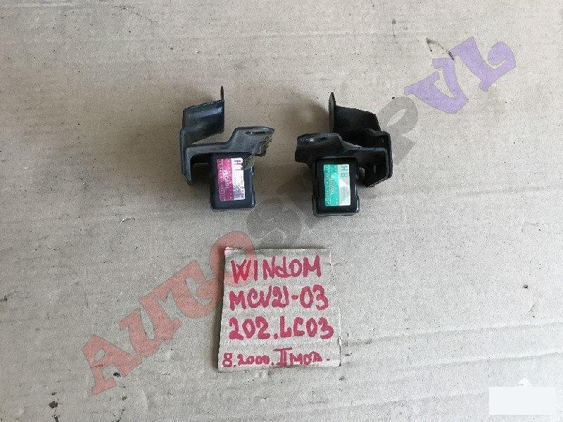 Датчик airbag Toyota Windom MCV21 2MZFE 2000г. передний (б/у)