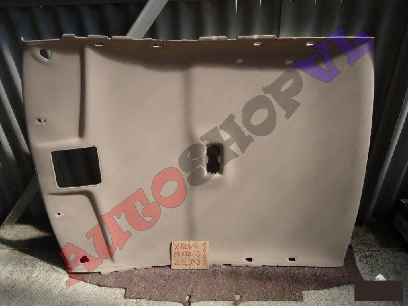 Обшивка потолка Toyota Windom MCV21 2MZFE 2000г. (б/у)