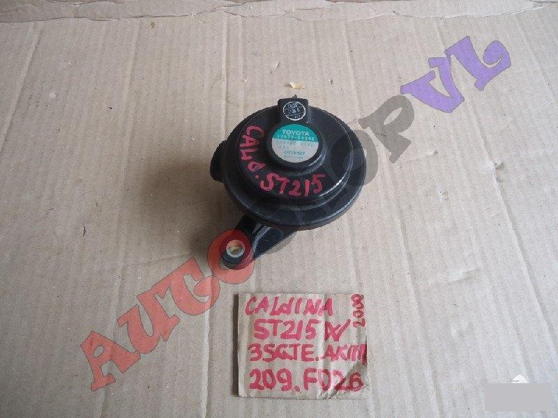 Перепускной клапан Toyota Caldina ST215 3SGTE 02.2000г. (б/у)