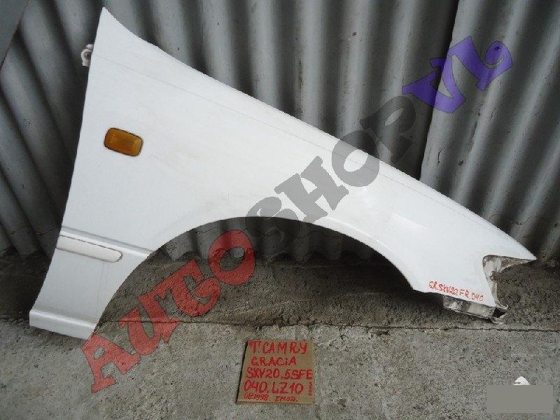 Крыло Toyota Camry Gracia MCV25 переднее правое (б/у)
