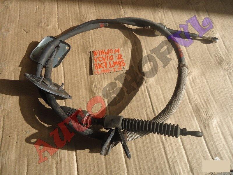 Трос переключения акпп Toyota Windom VCV10 3VZFE (б/у)