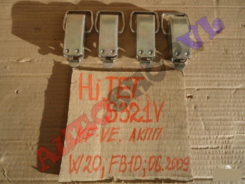 Крепление сидений Daihatsu Hijet Cargo S321V KFVE (б/у)