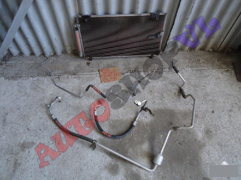 Радиатор кондиционера Toyota Vista Ardeo ZZV50 1ZZFE 06.1998 (б/у)