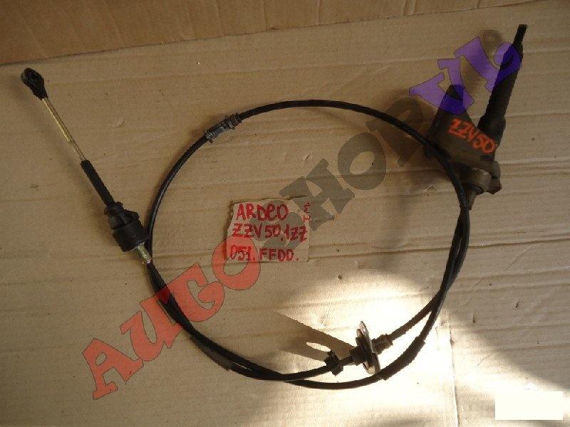 Трос переключения акпп Toyota Vista Ardeo ZZV50 1ZZ (б/у)