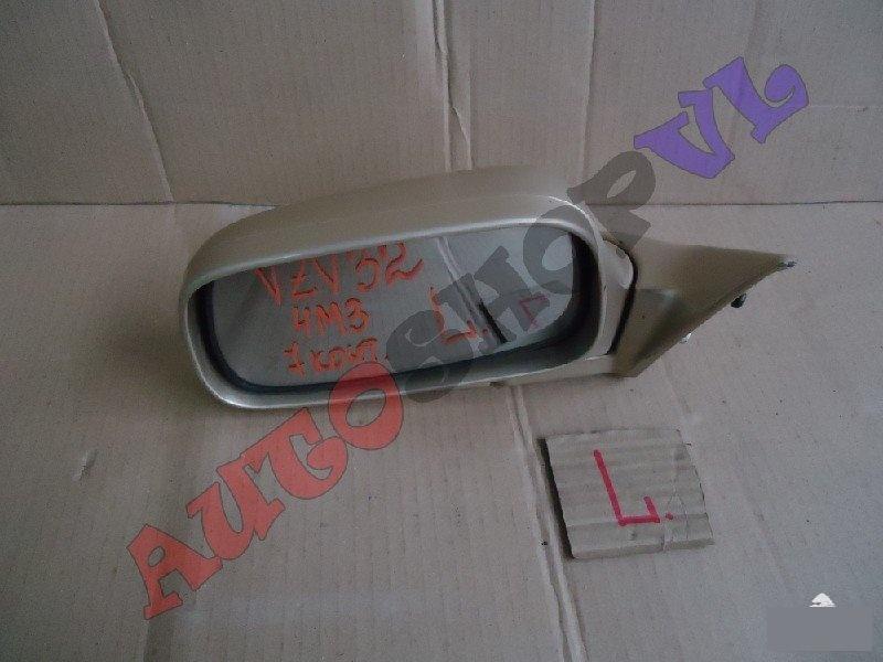 Зеркало Toyota Camry Prominent VZV33 переднее левое (б/у)