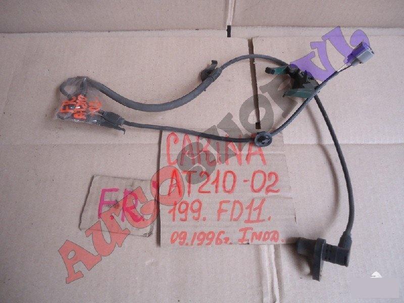 Датчик abs Toyota Carina AT210 4AGE передний правый (б/у)
