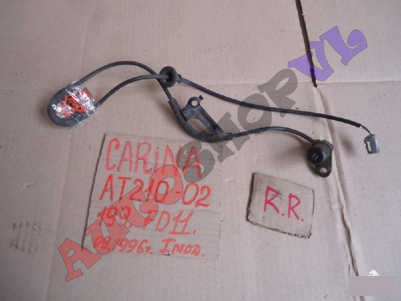 Датчик abs Toyota Carina AT210 4AGE задний правый (б/у)