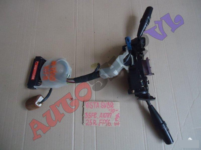 Блок подрулевых переключателей Toyota Vista CV30 (б/у)