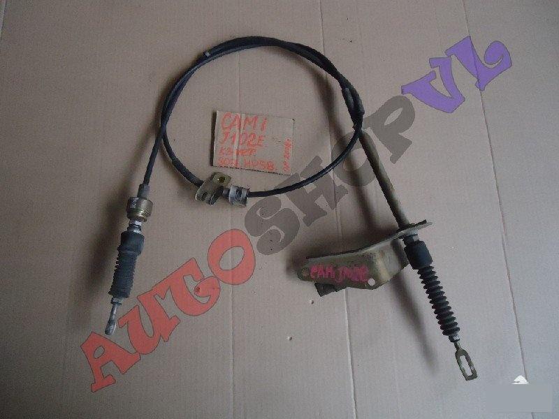 Трос переключения акпп Toyota Cami J102E K3VET 08.2002г. (б/у)