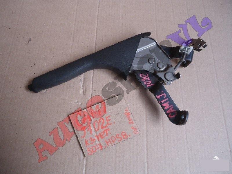 Ручка ручника Toyota Cami J102E K3VET 08.2002г. (б/у)