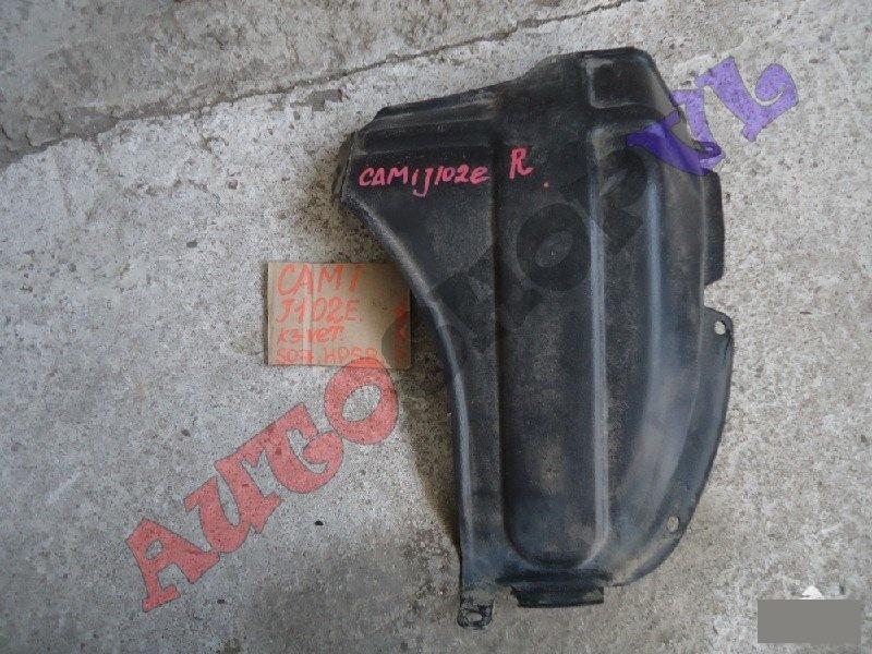Подкрылок Toyota Cami J102E K3VET 08.2002г. задний правый (б/у)