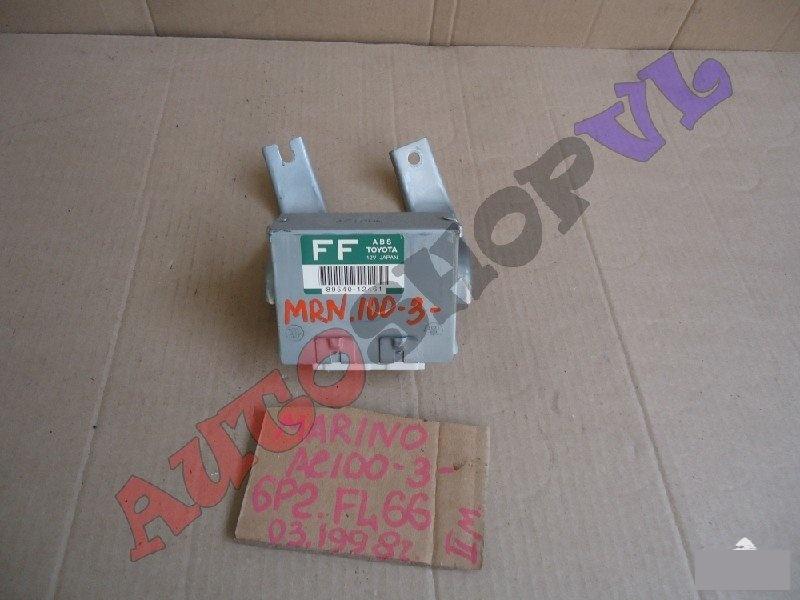 Блок управления abs Toyota Sprinter Marino AE100 5AFE (б/у)