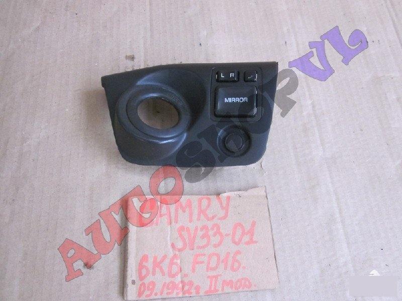 Блок управления зеркалами Toyota Camry SV30 (б/у)