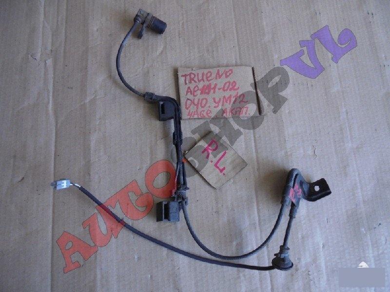 Датчик abs Toyota Sprinter Trueno AE111 4AGE задний левый (б/у)