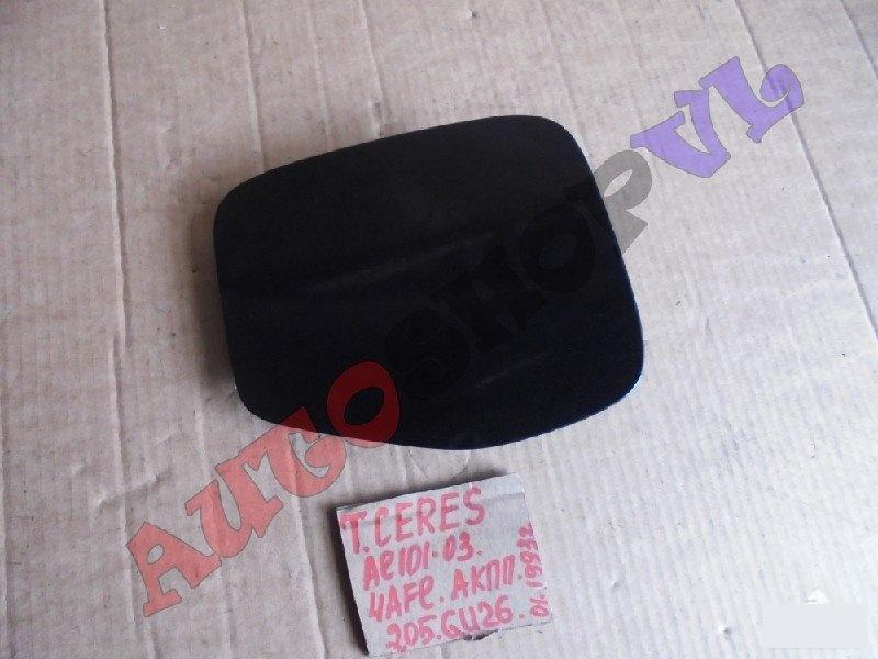 Лючок бензобака Toyota Corolla Ceres AE101 (б/у)