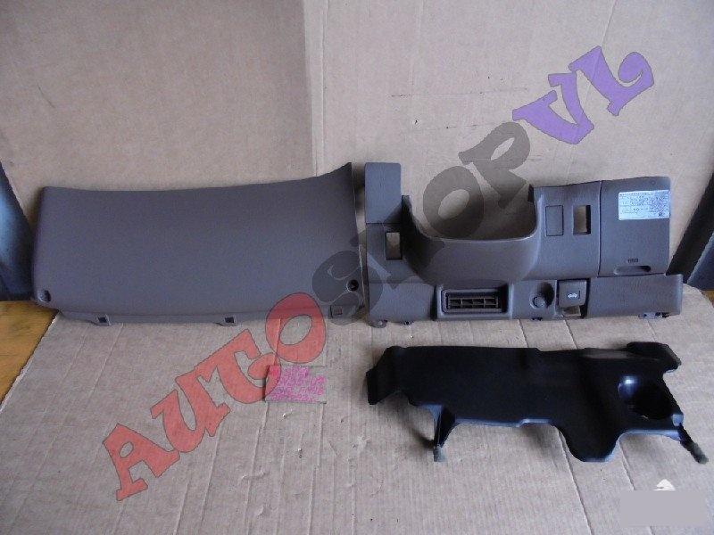 Кожух рулевой колонки Toyota Vista SV30 нижний (б/у)