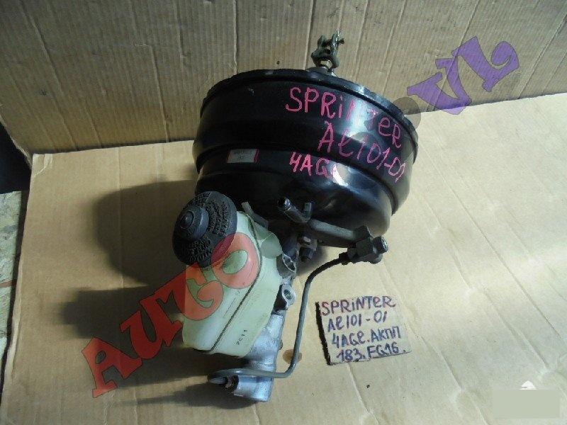 Главный тормозной цилиндр Toyota Sprinter AE101 4AGE (б/у)