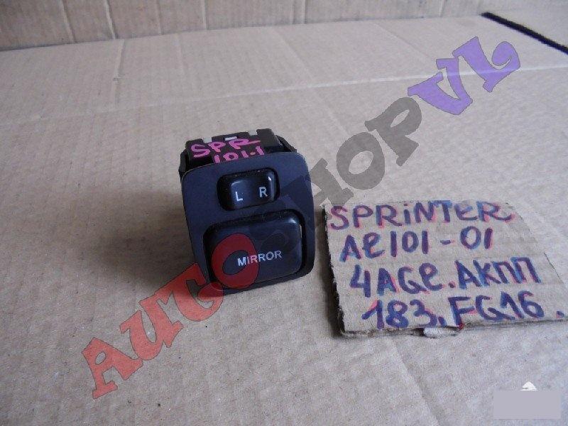 Блок управления зеркалами Toyota Sprinter AE101 4AGE (б/у)