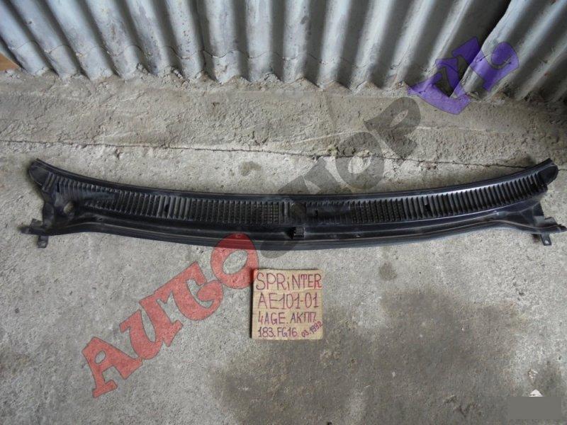 Решетка под дворники Toyota Sprinter AE101 4AGE (б/у)