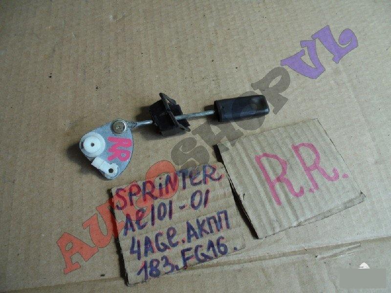 Кнопка Toyota Sprinter AE101 4AGE задняя правая (б/у)