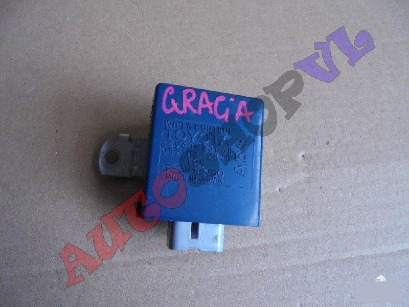 Блок управления стеклоочистителем Toyota Camry Gracia Wagon MCV25 (б/у)