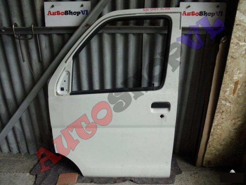Дверь Daihatsu Hijet Cargo S321V KFVE передняя левая (б/у)