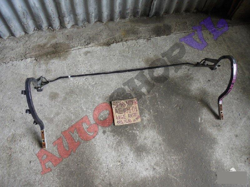 Петля крышки багажника Toyota Sprinter AE101 4AGE (б/у)