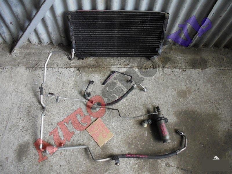 Радиатор кондиционера Toyota Carina AT210 4AGE (б/у)