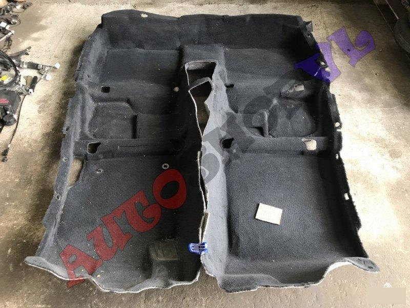 Ковер пола Toyota Camry AVV50 2ARFXE 12.2011г. (б/у)
