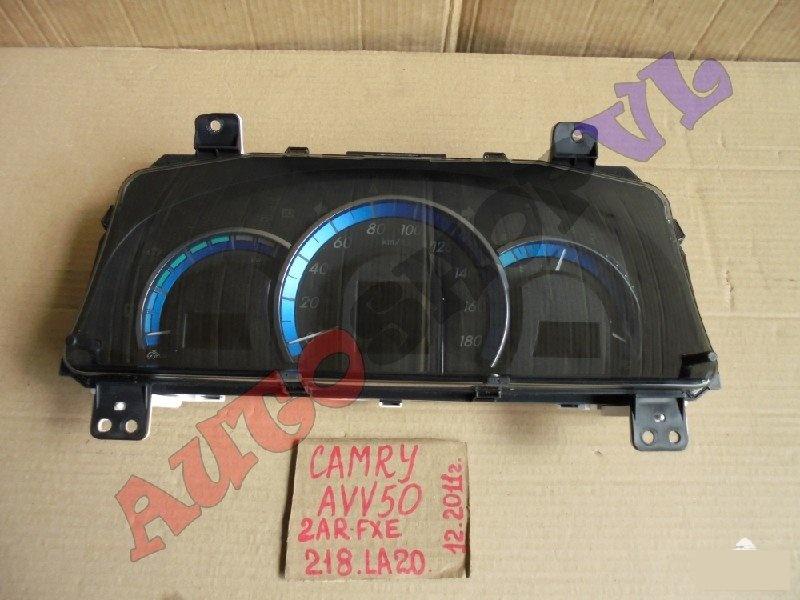 Спидометр Toyota Camry AVV50 2ARFXE 12.2011г. (б/у)