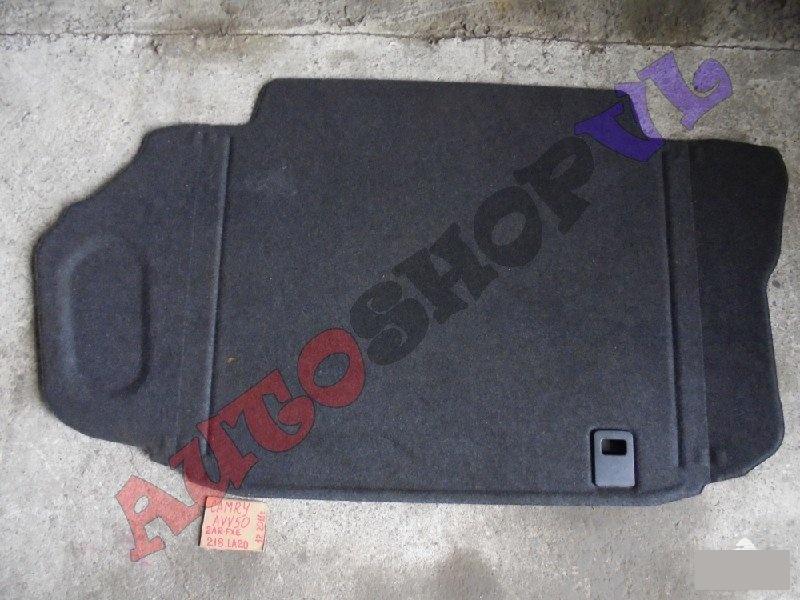 Обшивка багажника Toyota Camry AVV50 2ARFXE 12.2011г. (б/у)