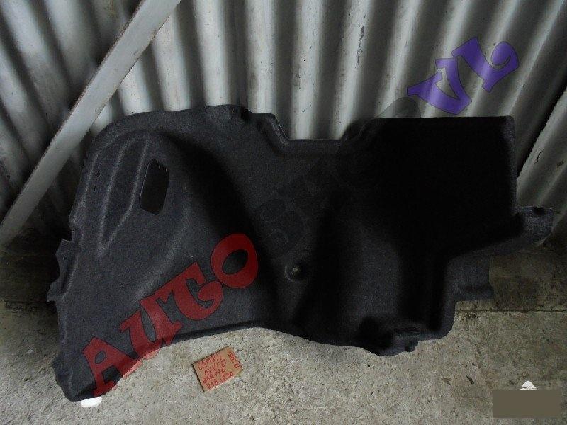 Обшивка багажника Toyota Camry AVV50 2ARFXE 12.2011г. левая (б/у)